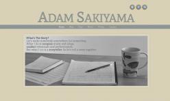 Adam Sakiyama